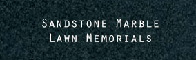 Sandstone Marble Lawn Memorials